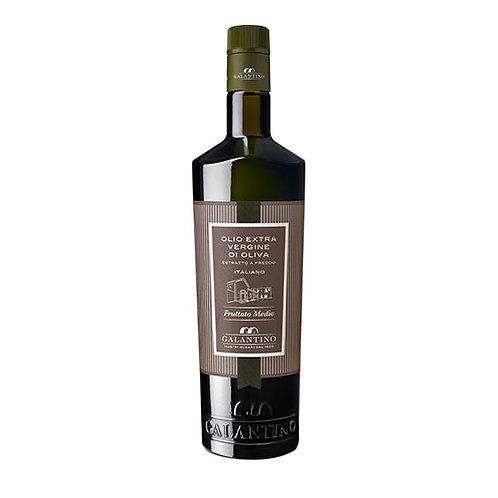 "Huile d'olive extra vierge moitié fruité ""Frantoio Galantino"" - 500 ml."