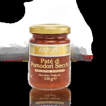 """Pate' di pomodori secchi """"Ardoino"""" - 130 gr."""