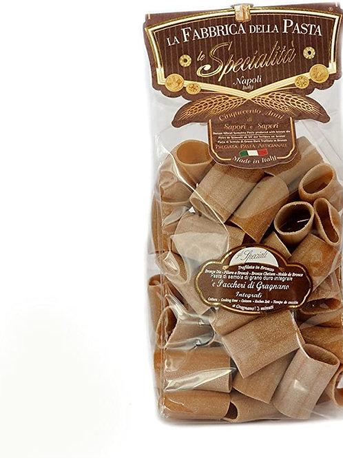 """Paccheri integrali """"La Fabbrica delle pasta"""" - 500 gr."""