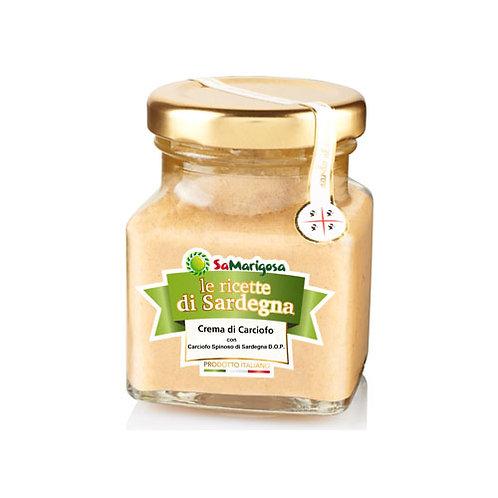 Crème d'artichaut épineux Sardaigne AOP pot carré - 90 gr