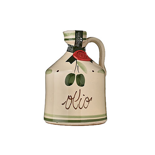 Huile d'olive extra vierge - pot CLASSICO - 500 ml.