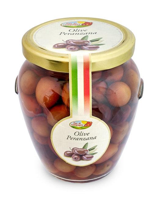 "Olive Peranzana in salamoia "" Fior di Campagna"" - 570 gr."