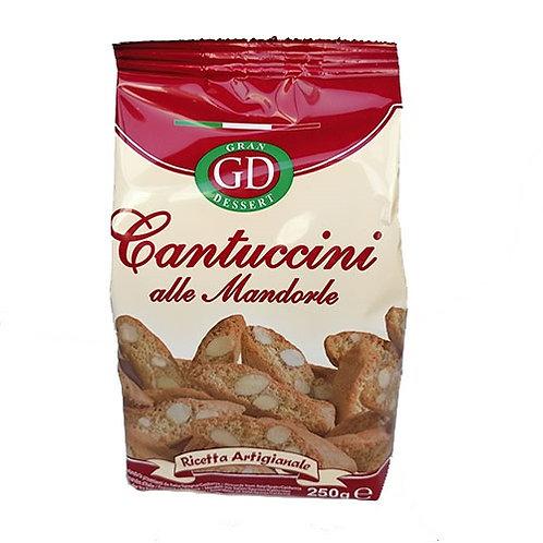 "Cantucci tradizionali ""Ghiottini"" - 250 gr."