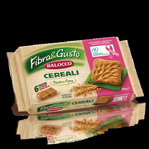 """Fibra & Gusto cereali """"Balocco"""" - 350 gr."""