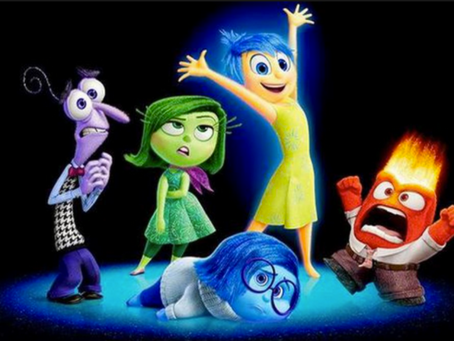 5 Life Changing Lessons from  Inside Out