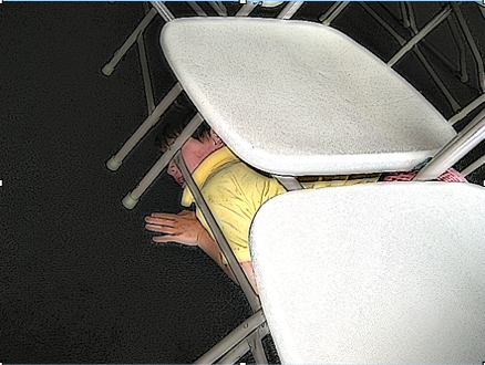 Chairs as a Torture Device