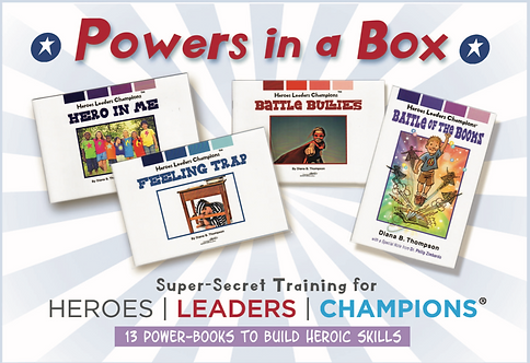 Powers in a Box + E-Learning Program