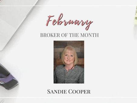 Broker Of the Month February