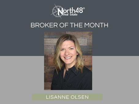 December Broker of The Month!