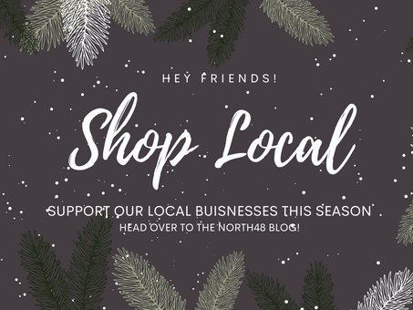 Hey Friends! Shop Local This Holiday Season