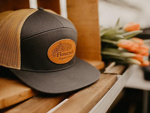 Flourish Organic Farm Hat