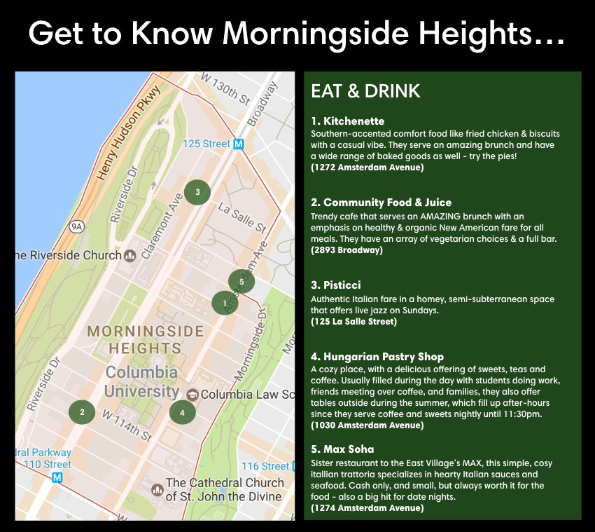 Discover Morningside Heights