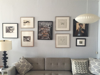 DIY: Gallery Walls