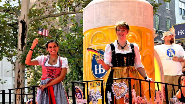 Ocktoberfest & the German Steuben Parade