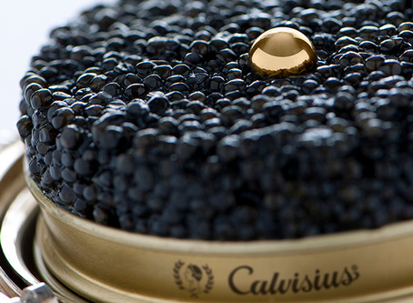 OCTOBER 8: La Dolce Vita An Italian Celebration with Franciacorta and Caviar