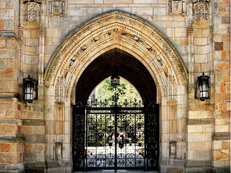 Meanwhile at Yale...