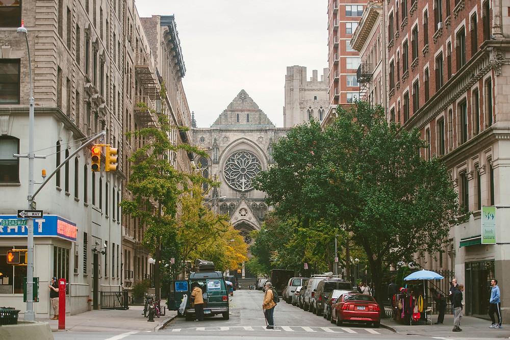 St. John the Devine & Tom's Restaurant - PhotoCredit: Urban Compass