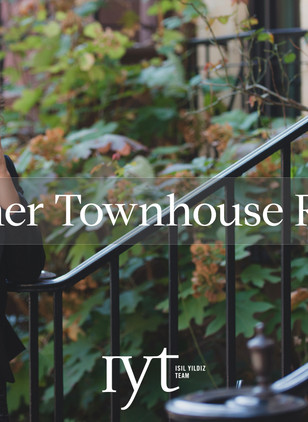 Summer Townhouse Report