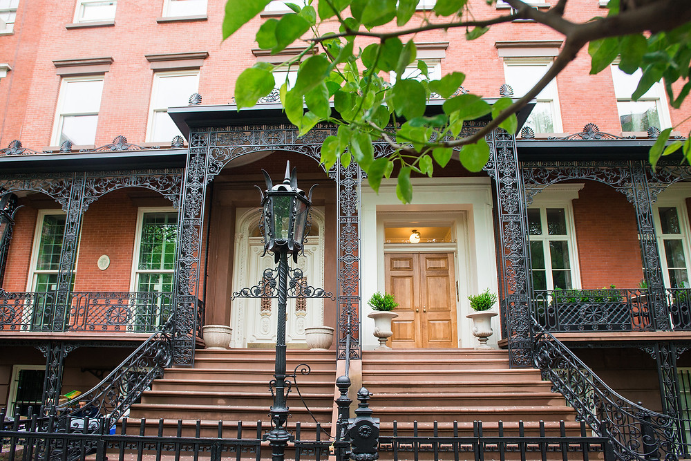 Buying landmarked property in NYC.