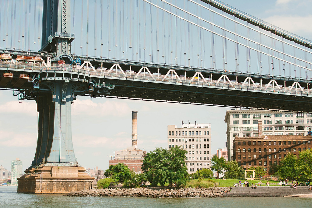 Brooklyn Bridge Park, Photocredit: Urban Compass