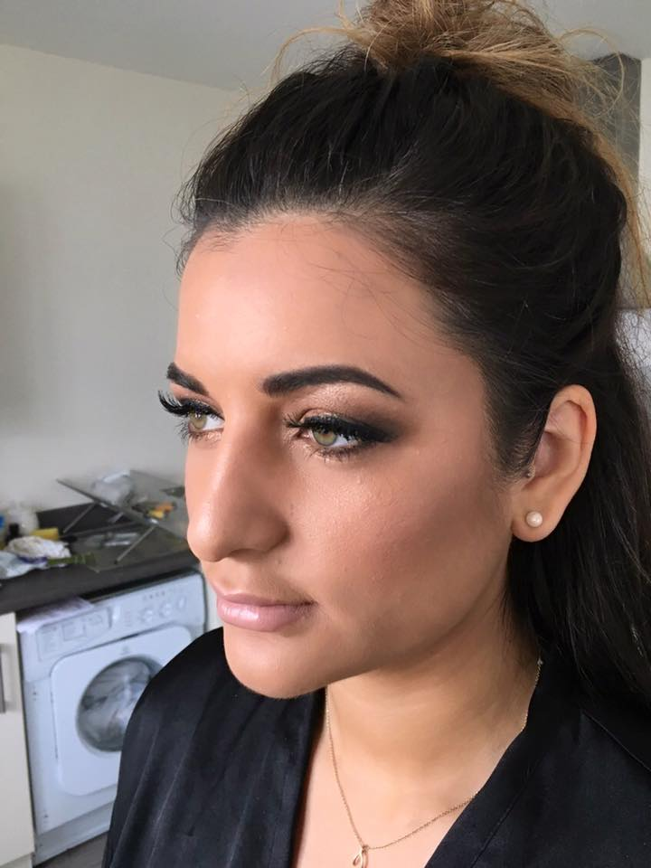 nicole makeup