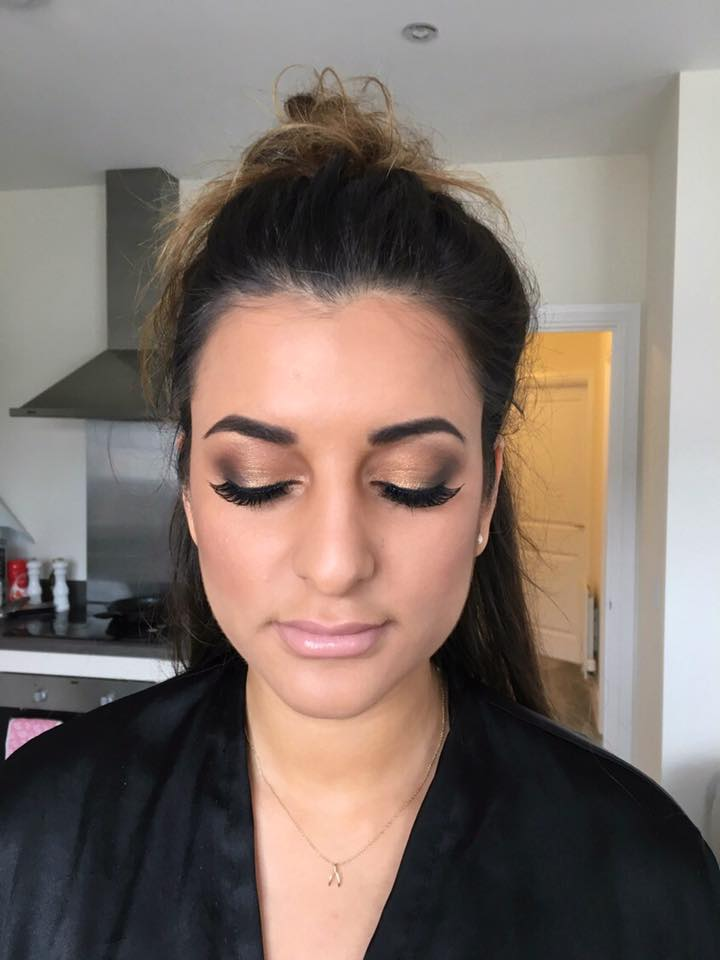 nicole makeup 3