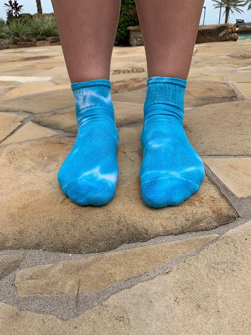 Blue Raz Socks