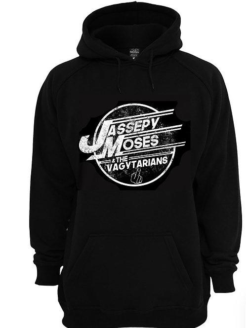 Jassepy Moses Circle Logo Hoodie