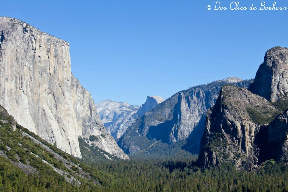 YOSEMITE / CALIFORNIE