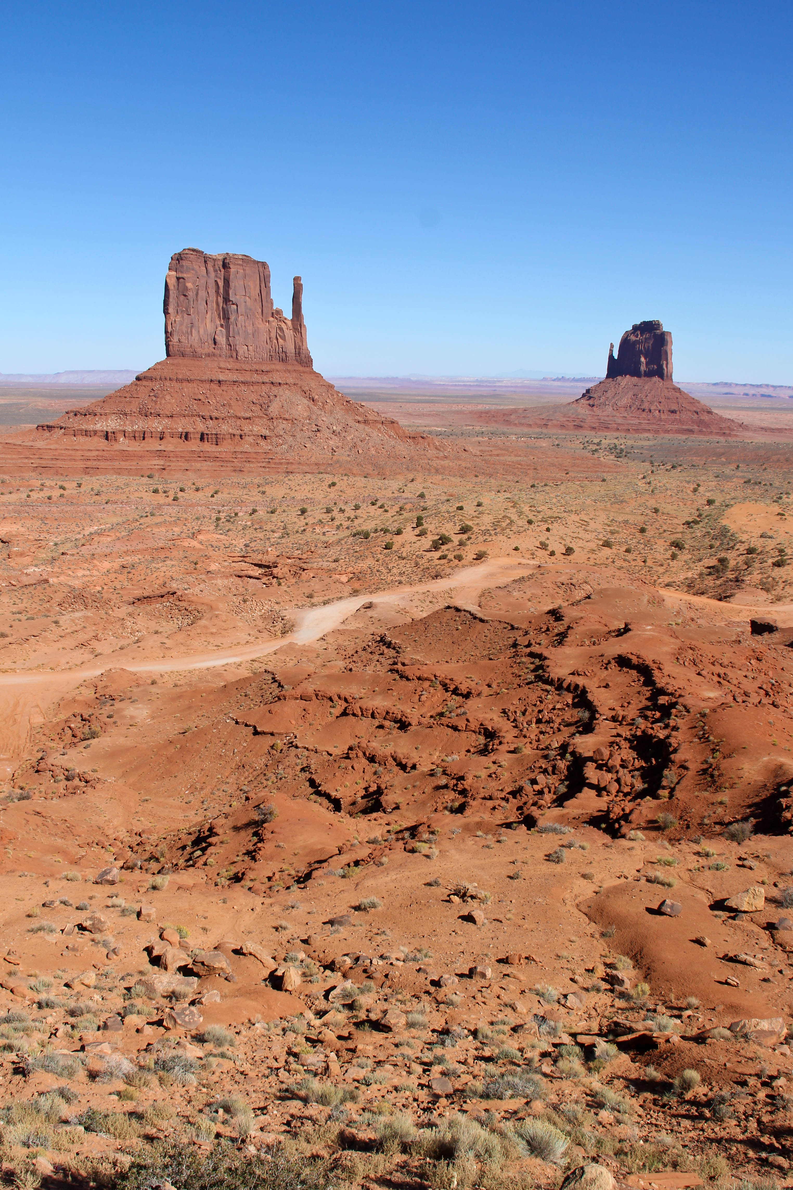 MONUMENT VALLEY / ARIZONA