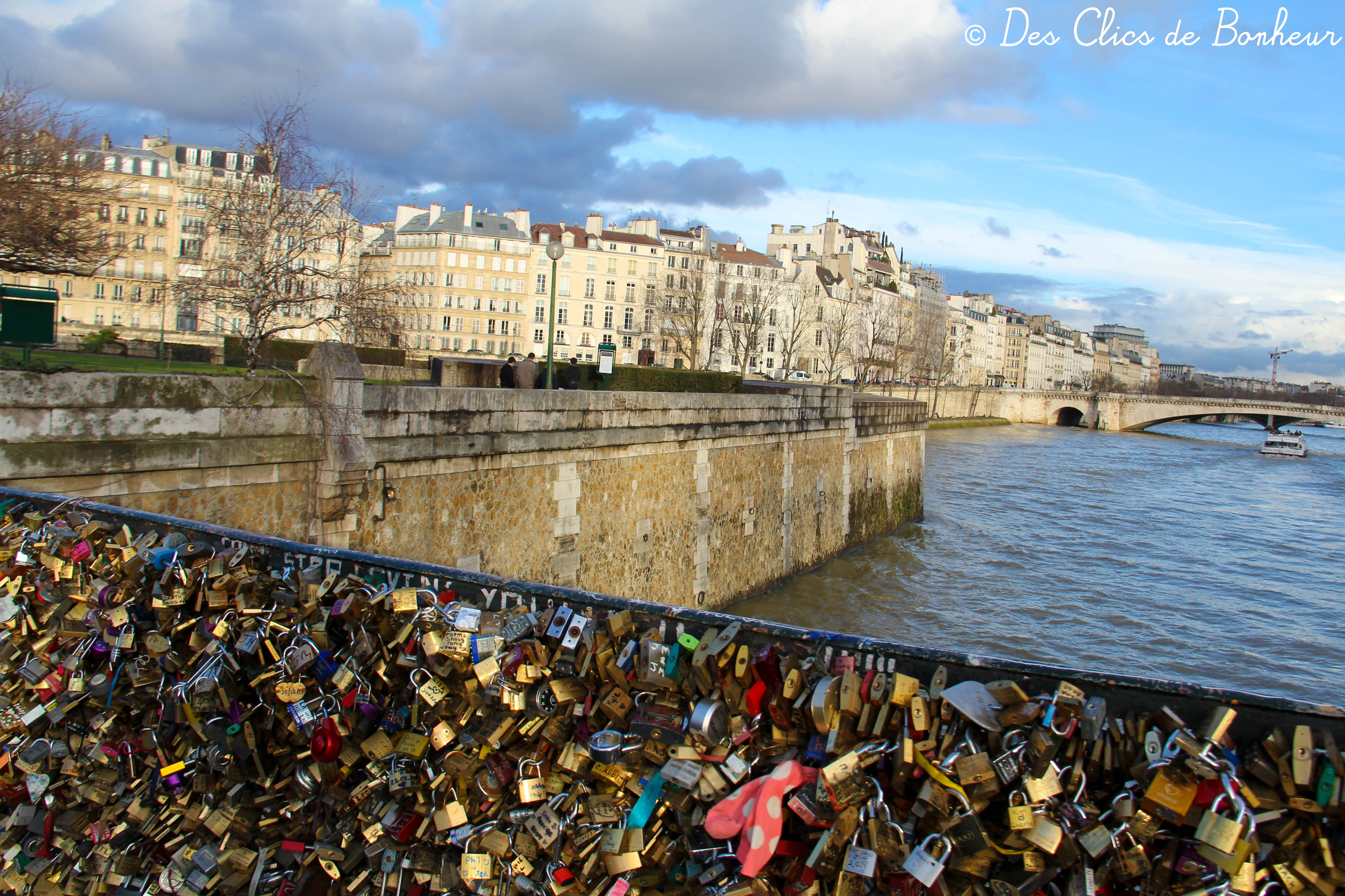 PONT DES ARTS / PARIS