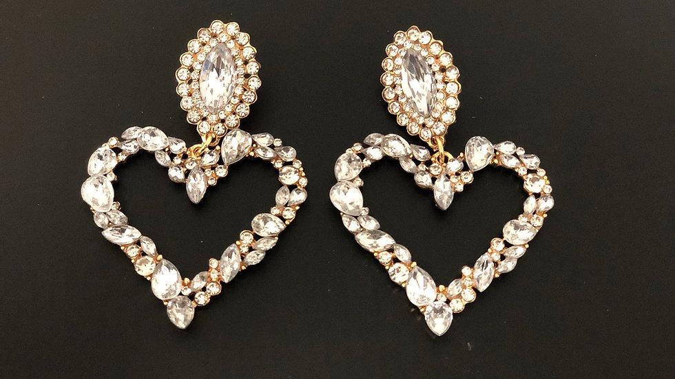 """Eternal Love"" Earrings"