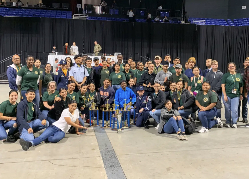CyFair ISD Drill Competition