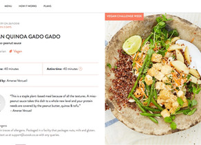 Indonesian Gado-gado for Ucook
