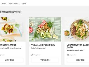 Vegan lentil taco's with Ucook