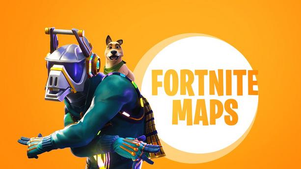 Fortnite Maps