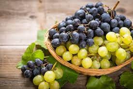 La cure de raisin, c'est le moment!!