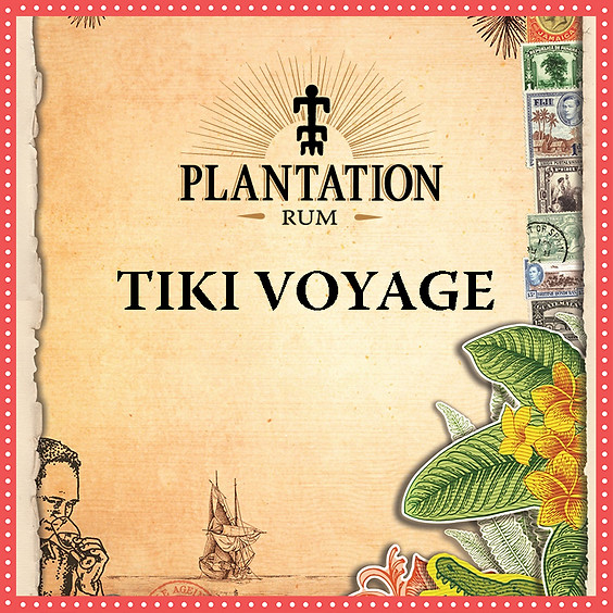 Tiki Voyage @ רום פלנטיישן