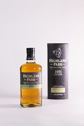 Highland Park 21 year old 1991