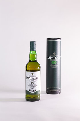 Laphroaig 18 yo - old bottling