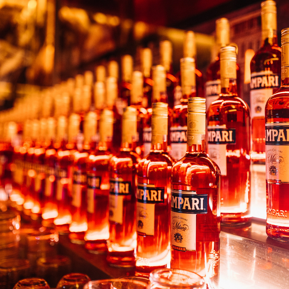 Red Night By Campari