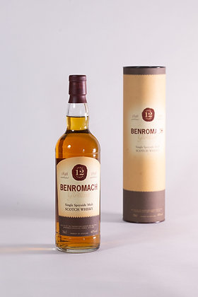 Benromach 12 Year old - 1990s (diageo owned)