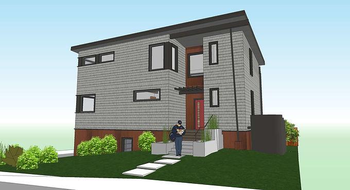 C5 | JEFFERSON STREET NET-ZERO HOUSE