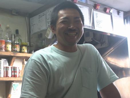 「ベトナム料理」のワザ者 ベトナムバイク屋台コムゴン 岡崎竜真