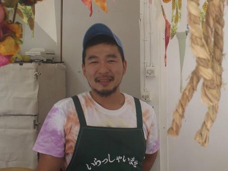 「沖縄てんぷらキッチンカー」のワザ者 パーラーねこじた 松山幹