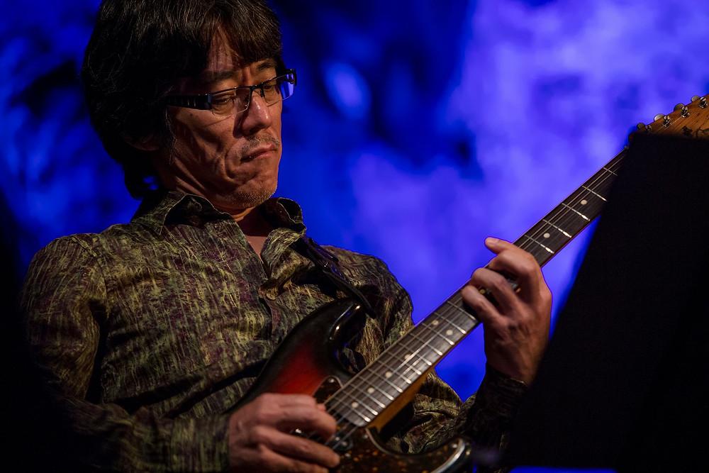 ギター 天野清継