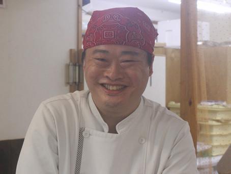 「なんじぃレモンケーキ」のワザ者 小早川千秋