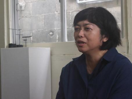 「金細工」のワザ者談話 3と2工房 玉城志奈子