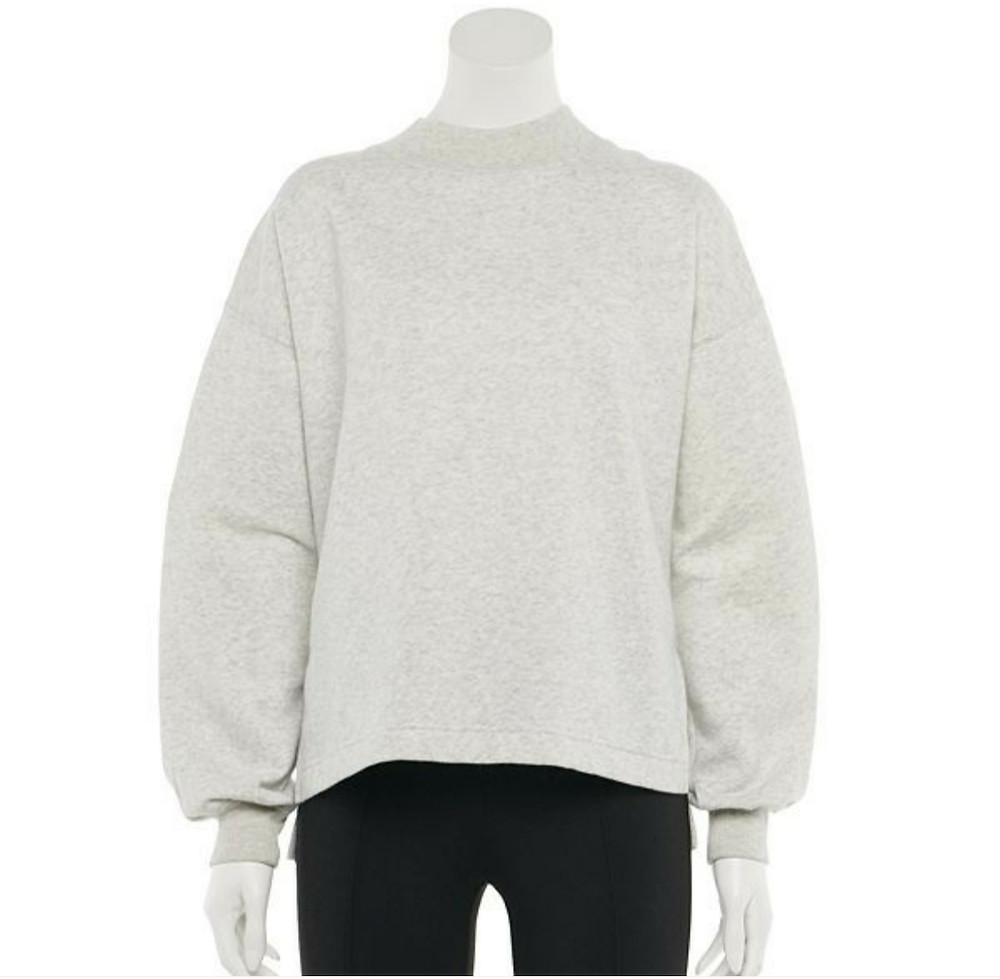 Oversized sweatshirts casual basics comfy sweater loungewear