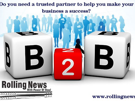 Do you need trusted partner to help you to make your business a success ?